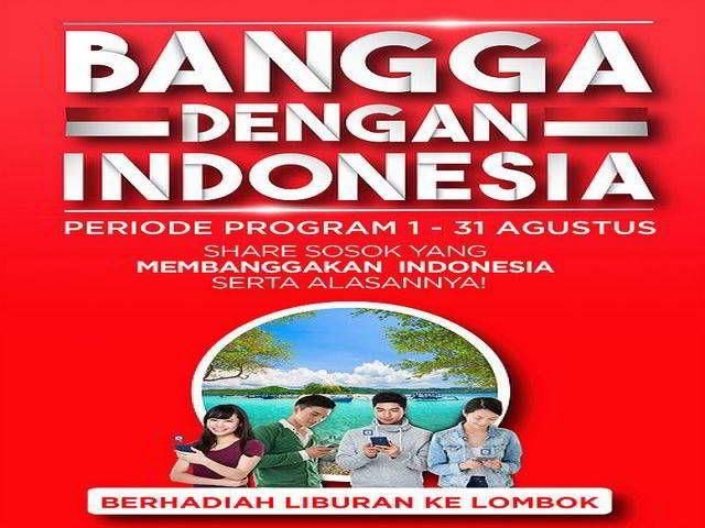 Kontes Bangga dengan Indonesia Berhadiah Liburan ke Lombok - Hai sobat MisterKuis! Mau liburan ke Lombok dengan GRATIS? Kali ini PT. Central Asia Financial