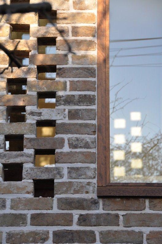 Waterloo Lane residence, Dublin, Ireland: Grafton Architects