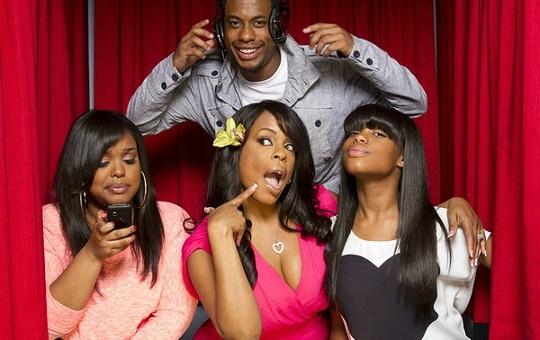 Celebrity gossip shows