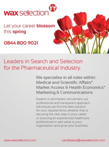 Wax Selection - Let your Career Blossom this Spring!