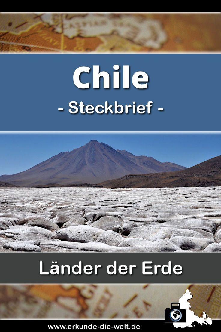 Alles Wissenswerte und Spannendes über Chile in einem übersichtlichen und kompakten Steckbrief - Tipps für Ausflüge, Hinweise zu landestypischen Gerichten, Sehenswürdigkeiten und Informationen zum besten Reisewetter inklusive!