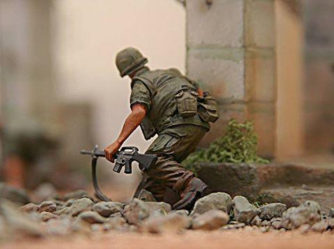 Battle for Hue by Alexey Selekhov