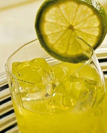 Notte Gialla .....beviamo Giallo (consigliamo una bevanda allo zenzero, sana e dissetante).