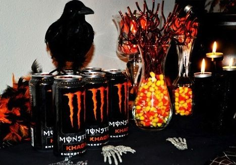 206 best images about Parties on Pinterest Black, Halloween and - halloween party ideas for teenagers