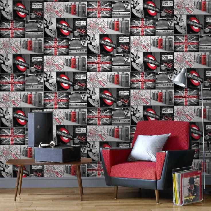 papiers peints leroy merlin affordable dcouvrez tous nos. Black Bedroom Furniture Sets. Home Design Ideas