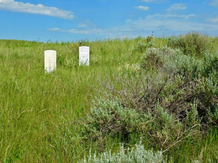 After destroying Custer's entire battalion, the warriors raced south across the ridges to engage the last remnant of the Seventh Cavalry. Lying flat on the ground, the soldiers formed a perimeter of defense around a natural depression scooped out of the summit of the hilltop refuge.