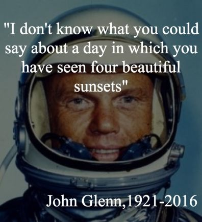john glenn astronaut quotes - photo #10