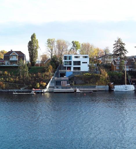 Single family house / Dark Arkitekter / Residential / Bygdøy, Oslo, Norway