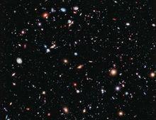 Hubble eXtreme Deep Field XDF
