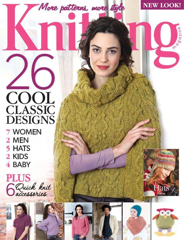 Knitting February 2013 Adwen cape