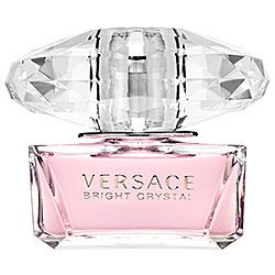 Versace Bright Crystal - Iced Accord, Yuzu, Pomegranate, Peony, Magnolia, Lotus Flower, Acajou, Vegetal Amber, Musk.