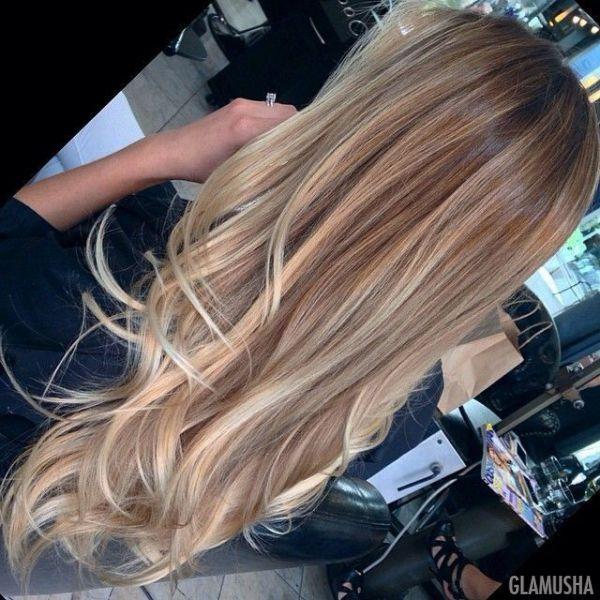 Окрашивание волос: 8 самых актуальных тенденций 2015 года | GLAMUSHA.ru