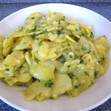Kartoffelsalat (Potato Salad)