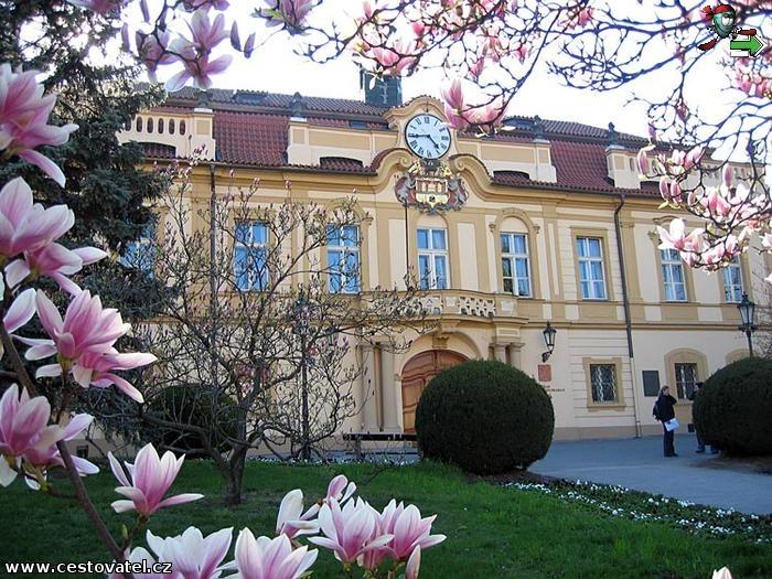 Praha - Thomayerovy sady