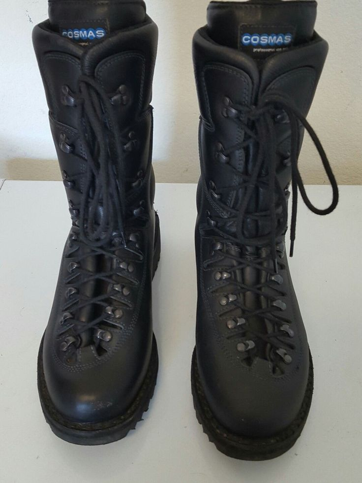 For sale used Cosmas Hercules V2size 11.5 E Wildland firefighting Boots . These are incredibly comfortable, very solid, excellent Wildland boots. Certified the NFPA 1977 - 2011 standards. | eBay!
