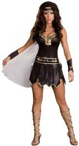 warrior costume from halloween express - Halloween Express Raleigh