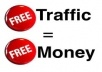 I will show How to Get Free Millions Traffic Daily For Lifetime for $5 : innocentseller - NetJobs24.net