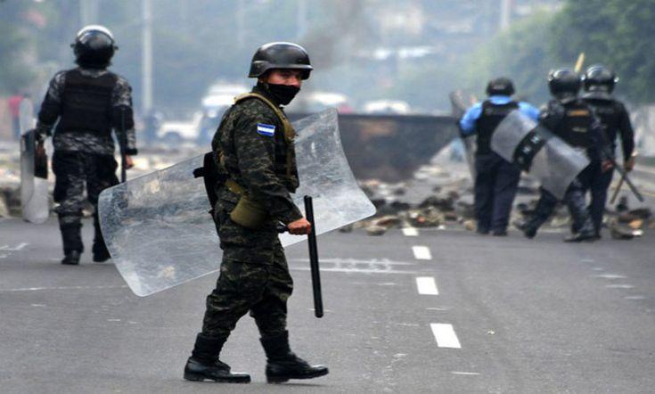 Reino Unido vendió 'spyware' a Honduras antes de la represión a opositores: The Guardian