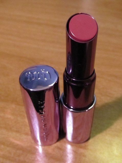 Urban Decay Sheer Ladyflower Sheer Revolution Lipstick BNWOB  #UrbanDecay #Lipstick