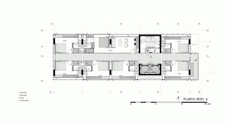 Click Clack Hotel  / Plan B Arquitectos