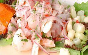 Cómo preparar ceviche peruano de pescado (lenguado, corvina, mero) bien explicado con trucos.