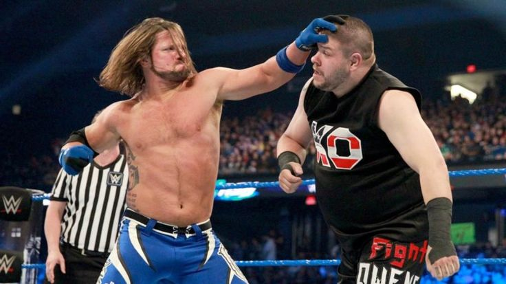 Did AJ Styles botch the US Title match finish at Battleground after all?