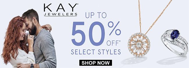 Online Up To 50 Off Select Styles Store Kayjewelers Scope Entire Store Ends On 02 27 20 Get More Deals Kay Jewelers Local Coupons Online Coupons