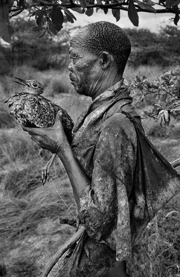 Sebastião Salgado, Botswana, Africa.