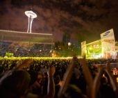 Bumbershoot Arts and Music Festival Seattle Washington