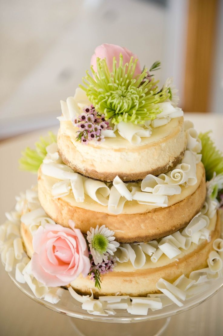 wedding chees cake
