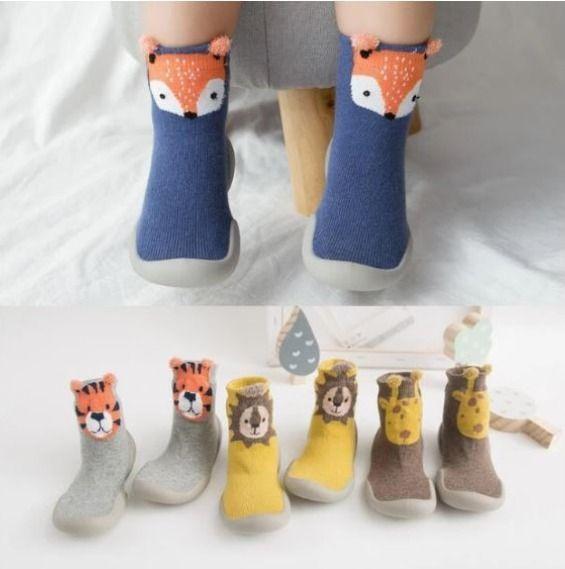 Baby Kleinkind Kleinkind Kinder Mode Aush/öhlen Str/ümpfe rutschfest//rutschfest Newooh M/ädchen Kniehohe Grip Socken mit Schleife