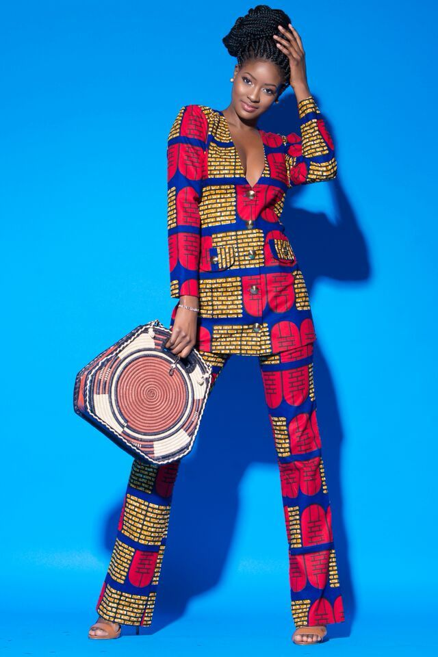 """Zen Magazine Africa » The Lifestyle Network for African Heritage » Bold, Vibrant Colours and Designs: Here is Queen E. Collection's """"Vividly Royal"""" SS'15 Collection"""