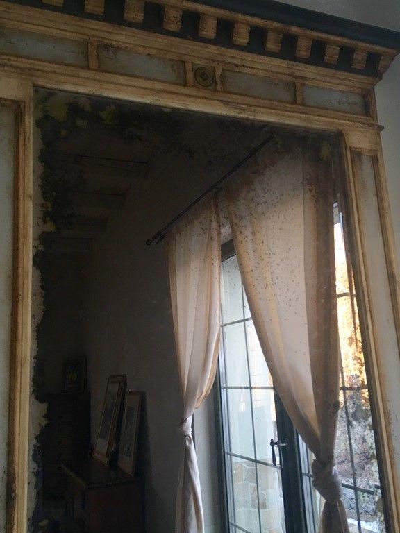 Состаренное зеркало броннза | SkloArt