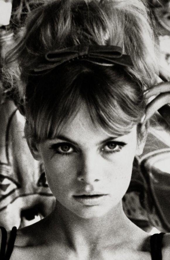Jean Shrimpton 1962.