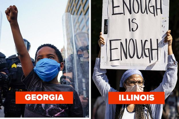 50 Moving Photos Of Black Lives Matter Protests In All 50 States Buzzfeed Black Lives Matter Protest Black Lives Matter Black Lives