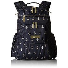 Ju-Ju-Be Be Right Back Backpack Diaper Bag - The Admiral