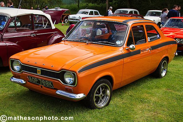 Ford Escort Mk1 Mexico.  One of the best cars ever. Didn't own one, but drove one from Glasgow to Bristol in 4 hours flat. Brillient Drive.