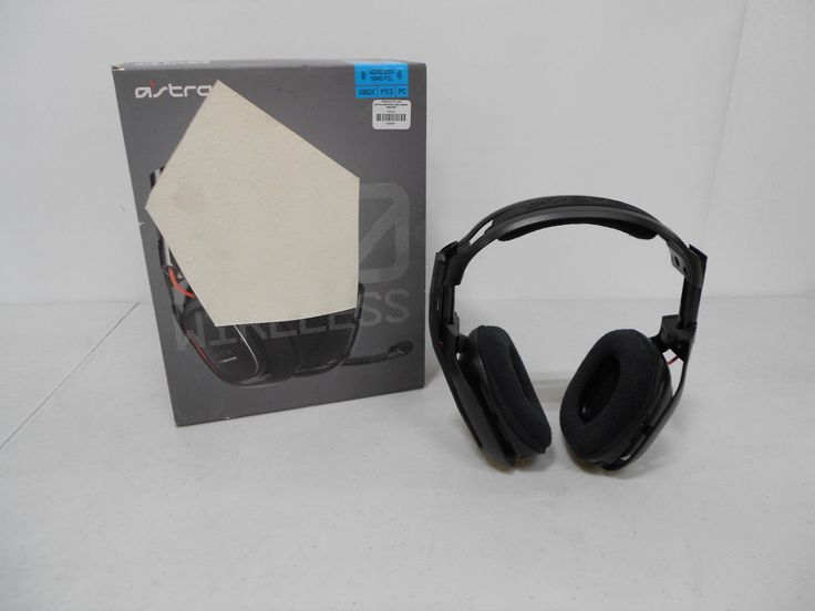 Astro A50 Wireless Gaming Headset Black for Xbox 360 PS3 PC(53720)
