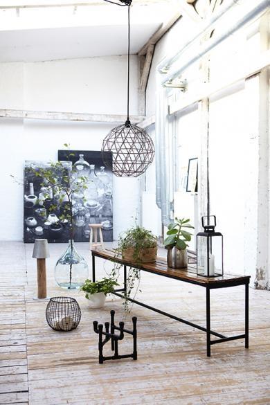 House Doctor - Lampeskærm, ball