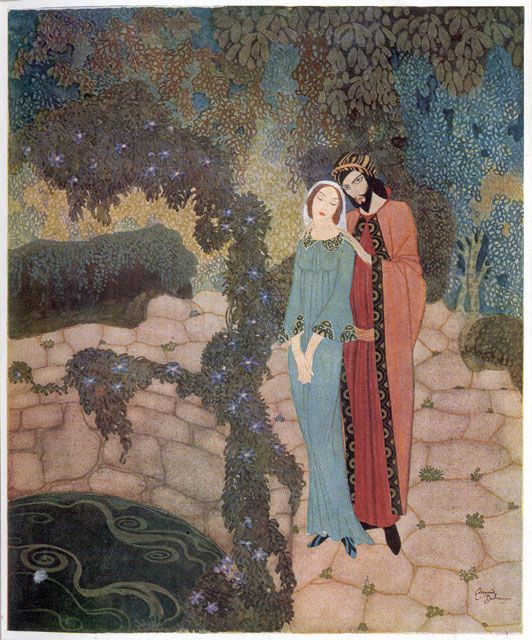 17+ Images About EDMUND DULAC On Pinterest