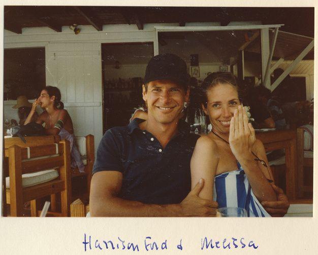 Harrisson et Melissa Ford