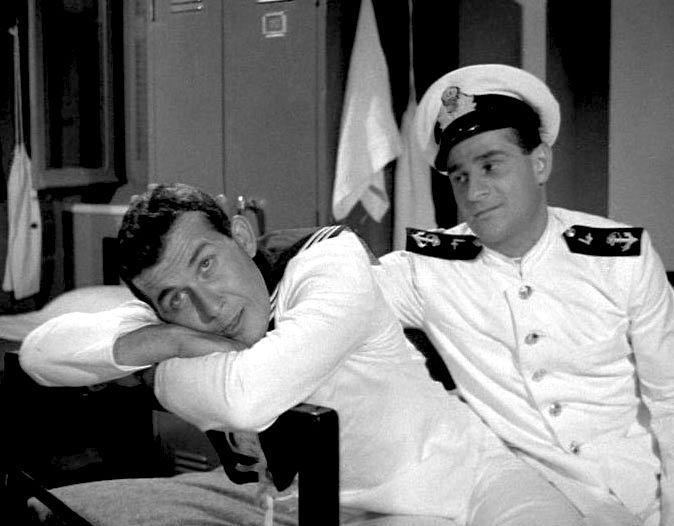 'Η Αλίκη Στο Ναυτικό' (1961)