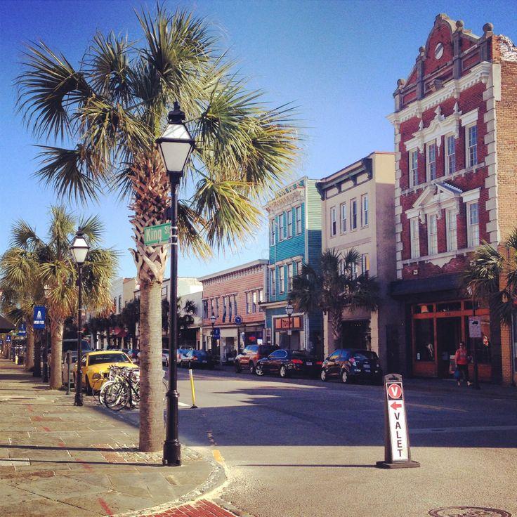 King St Charleston Sc: King Street, Charleston SC