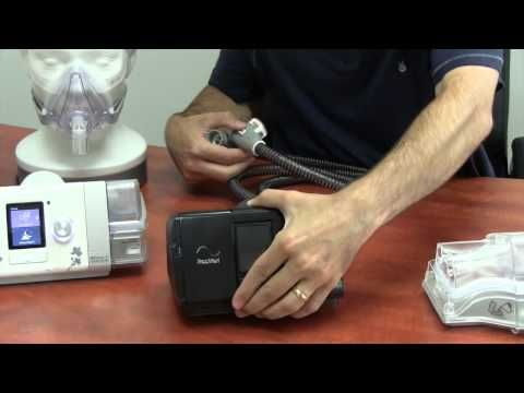 ▶ ResMed AirSense 10 AUTO CPAP Machine Features - YouTube