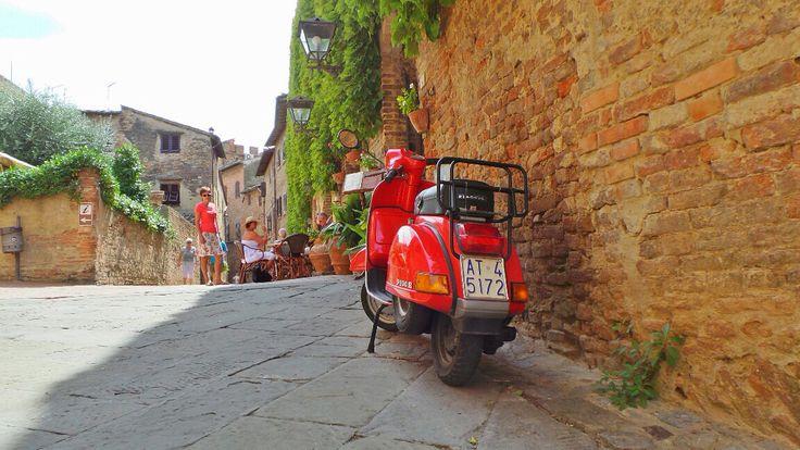 Certaldo Alto, Tuscany, Italy