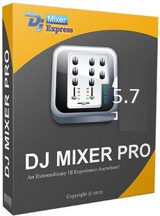 DJ Music Mixer 5.7 Pro Free Download Here