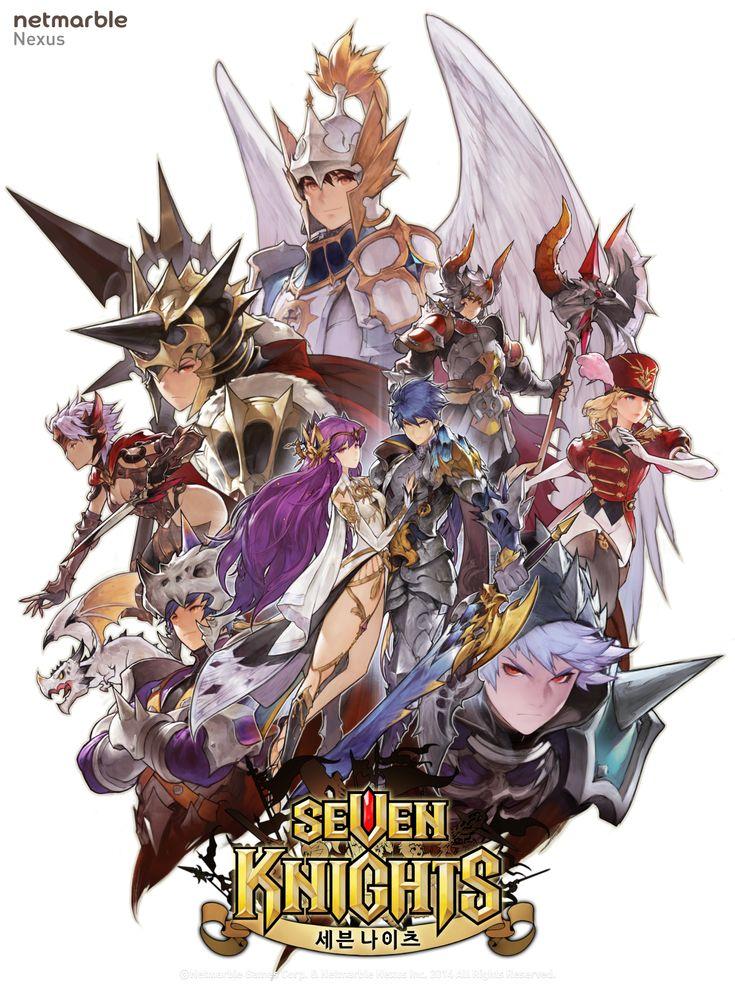 7 Knight - Karin & Evan Awaken