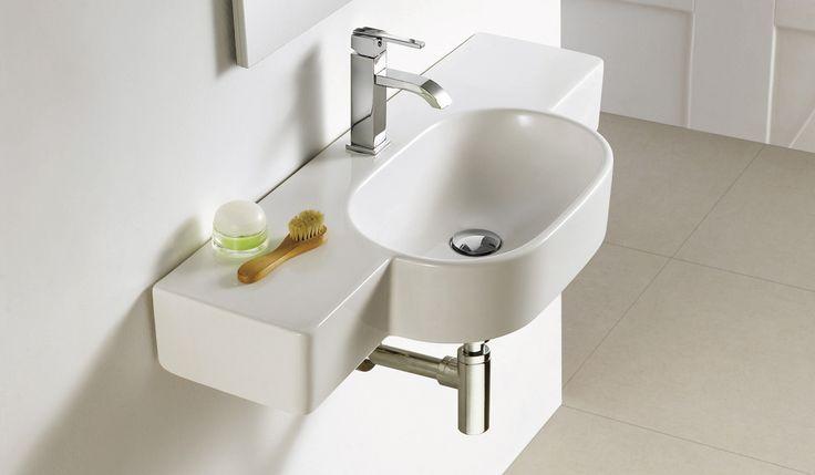 Seleccion de Lavabos suspendidos para el cuarto de baño