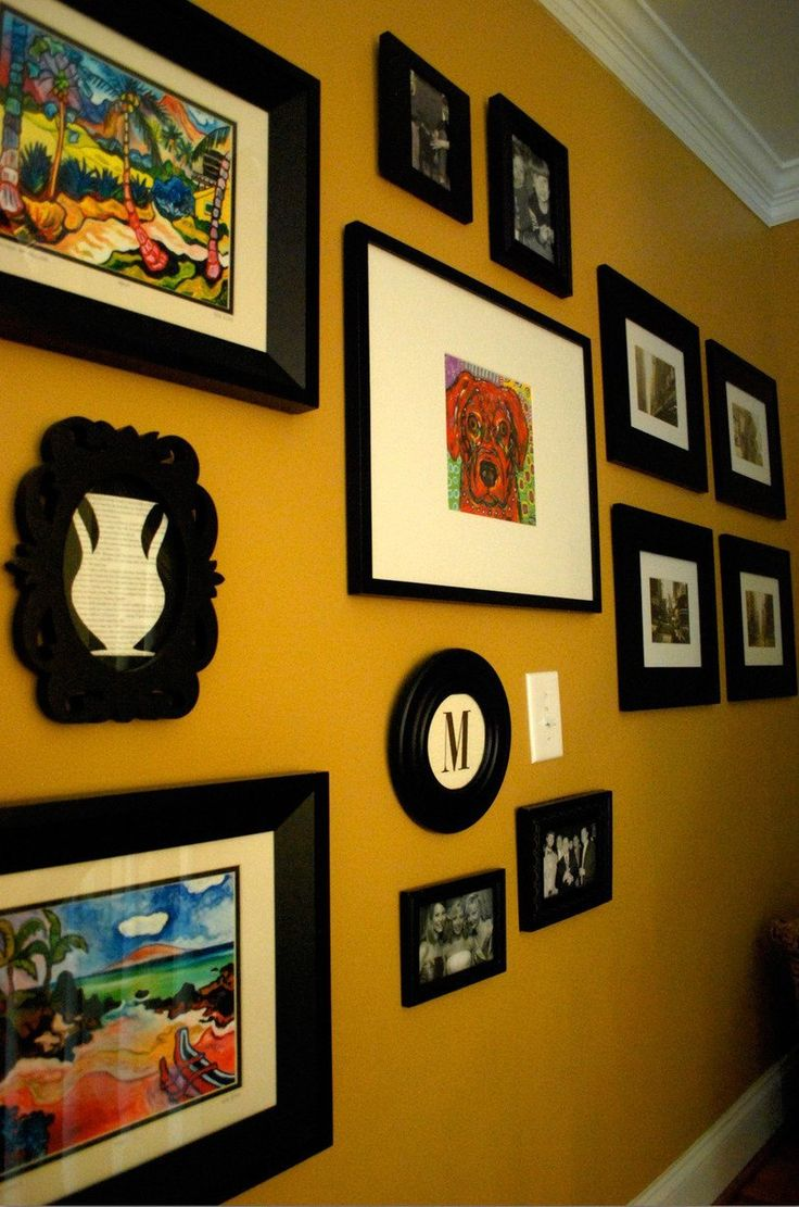 7 best Collage Wall images on Pinterest | Collage walls, Crafts and ...