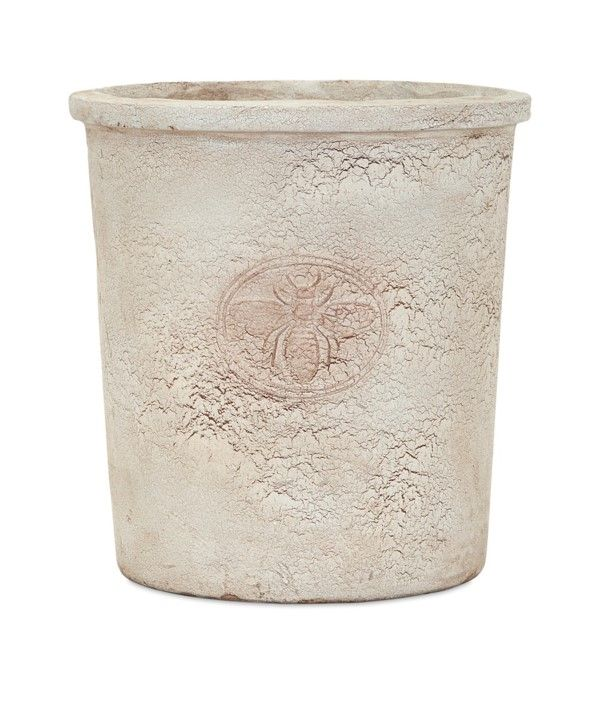 The honeybee reminds us to 'bee' positive, and what better way to get inspired than with this large terracotta crock designed by Trisha Yearwood to hold wooden spoons or rolling pins on your kitchen counter.